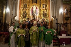 Celebración de la Eucaristía (2)