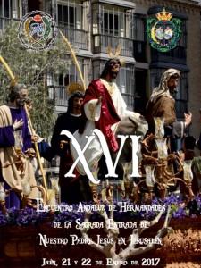 XVI Encuentro de Hermandades de la Entrada de Jesús en Jerusalén