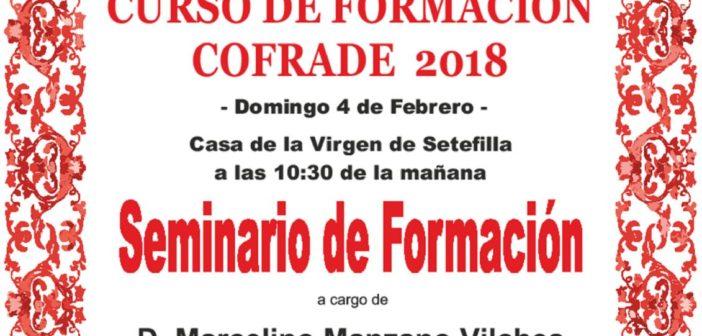 SEMINARIO DE FORMACION