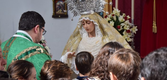 Solemne Besapiés y besamanos de los Sagrados Titulares