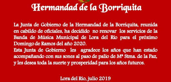 Hermandad de la Borriquita