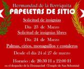 REPARTO PAPELETA DE SITIO 2020